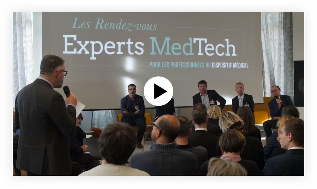 Experts Medtech - video de présentation  #expertsmedtech